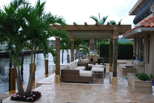 Pergolas by Big Orange Landscaping